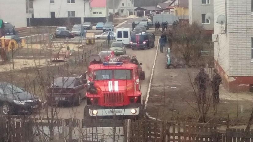Пострадавшего при взрыве главу Рамонского района перевезли в Воронеж