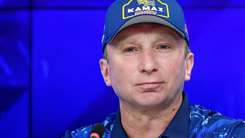 Руководитель команды «КамАЗ-мастер» Чагин рассказал, будет ли праздновать юбилей