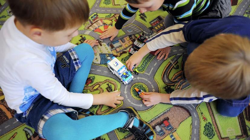 Детские игровые зоны появятся в больницах по всему Подмосковью