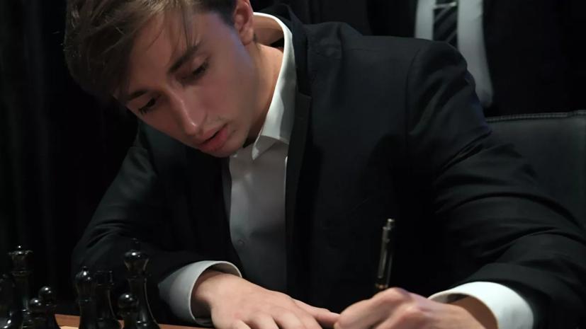 Шахматист Дубов занимает десятое место после пяти туров ЧМ по рапиду