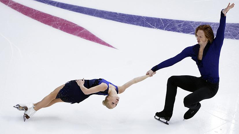 «Напоминаю ребятам, что они лучшие в мире»: Зуева о прогрессе Тарасовой и Морозова и их рекорде в короткой программе ЧР