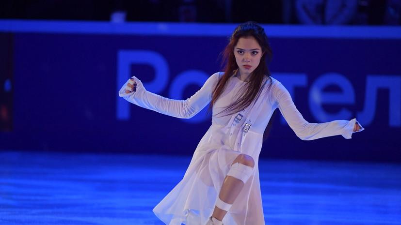 Плющенко прокомментировал решение Медведевой не сниматься с ЧР из-за проблем с коньками