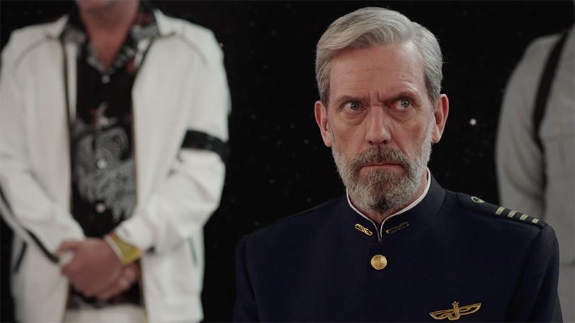 Космический Хью Лори и неканоничный Дракула: какие сериалы смотреть в январе