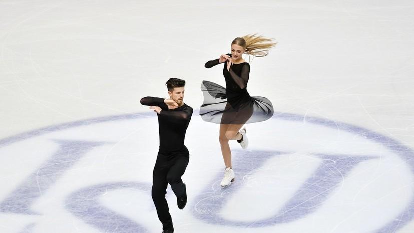 Степанова и Букин заявили, что не экономили силы на чемпионате России
