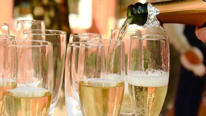 «Росконтроль» проверил качество российских игристых вин