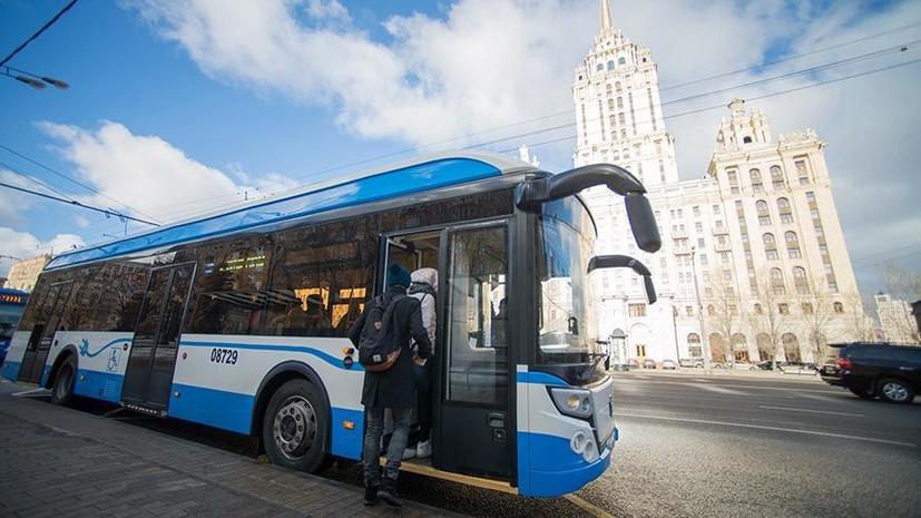 Эксперты назвали марки популярных автобусов в России