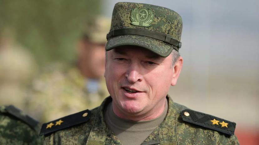 Россия нарастит потенциал войск на границах с Центральной Азией