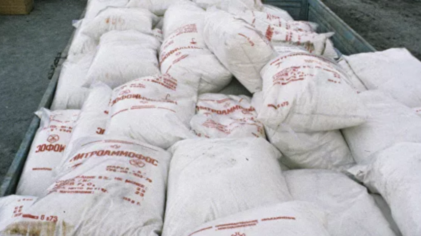 В Российской ассоциации производителей удобрений заявили о росте спроса на минеральные удобрения