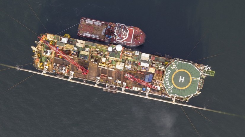 Новак рассказал, какое судно может достроить «Северный поток — 2»