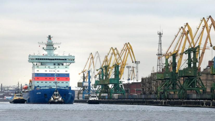 Эксперт прокомментировал планы по строительству новых ледоколов для Севморпути