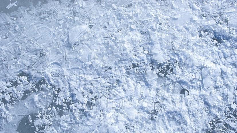 Спасатели предупредили об опасности выхода на лёд на водоёмах Удмуртии