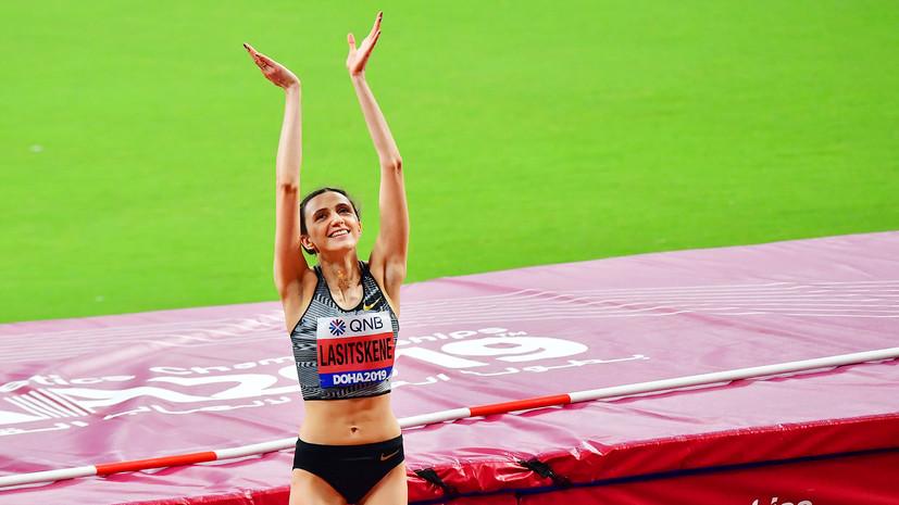 Феноменальные легкоатлетки и непревзойдённая «художница»: лучшие спортсменки России 2019 года по версии RT