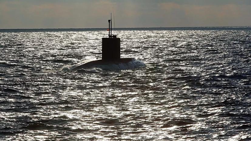 Атомные подлодки Северного флота провели учения в Баренцевом море