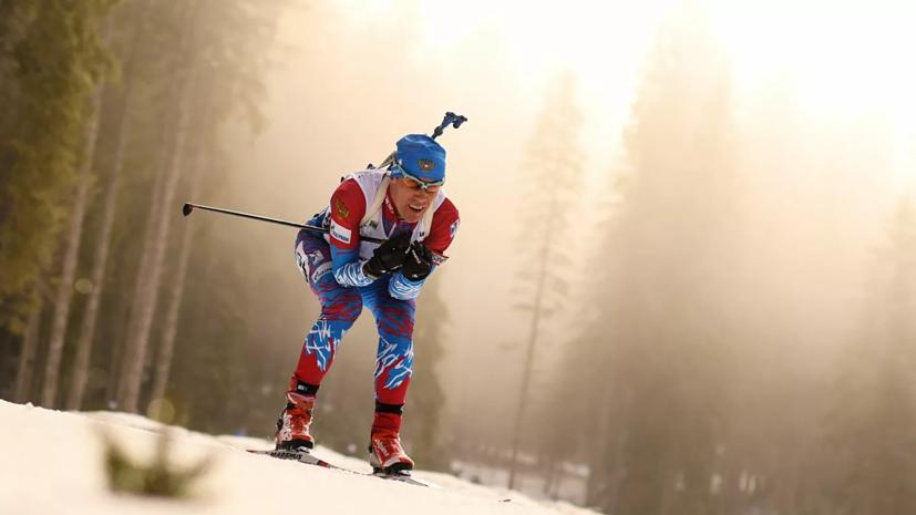 Слепов завоевал золото в индивидуальной гонке на «Ижевской винтовке»