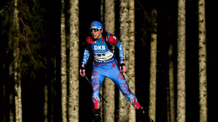 Биатлонистка Кайшева выиграла спринт на «Ижевской винтовке»