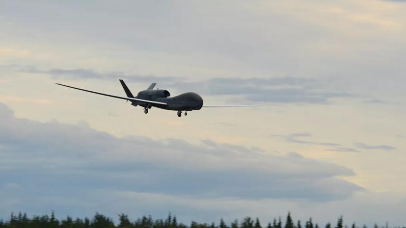 В Крыму назвали наглостью разведывательный полёт беспилотника США