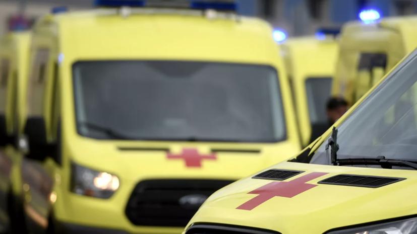 В ДТП с экскурсионным автобусом в Подмосковье погиб один человек