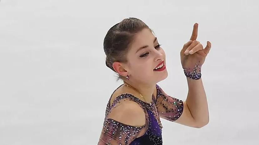 Тарасова считает, что Косторная выступила на ЧР чуть ниже своих возможностей