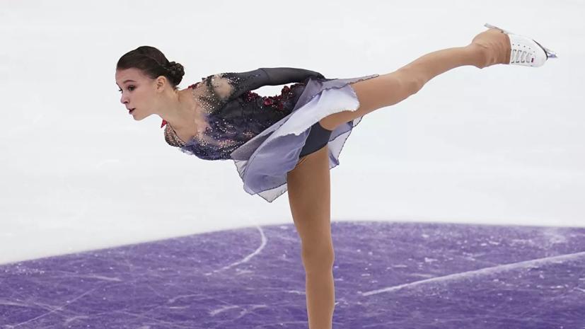 Тарасова: это колоссальное дело, как Щербакова выиграла у самой себя