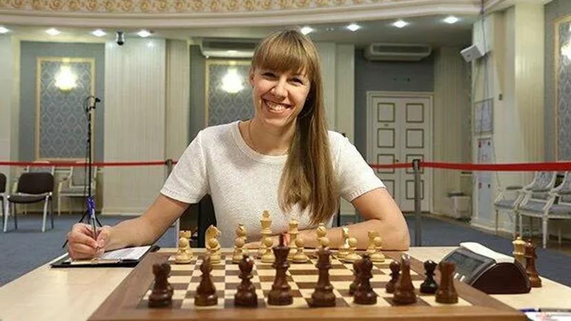 Гиря заняла четвёртое место на чемпионате мира по рапиду