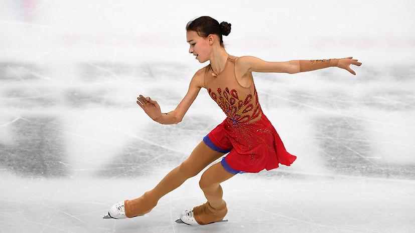 «Прокат века»: эксперты восхитились выступлением Щербаковой в финале ЧР по фигурному катанию