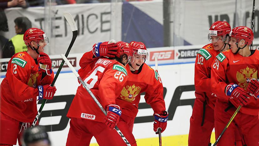Идеальная реализация, 28 сейвов Мифтахова и травма Лафренье: как Россия разгромила Канаду на МЧМ по хоккею