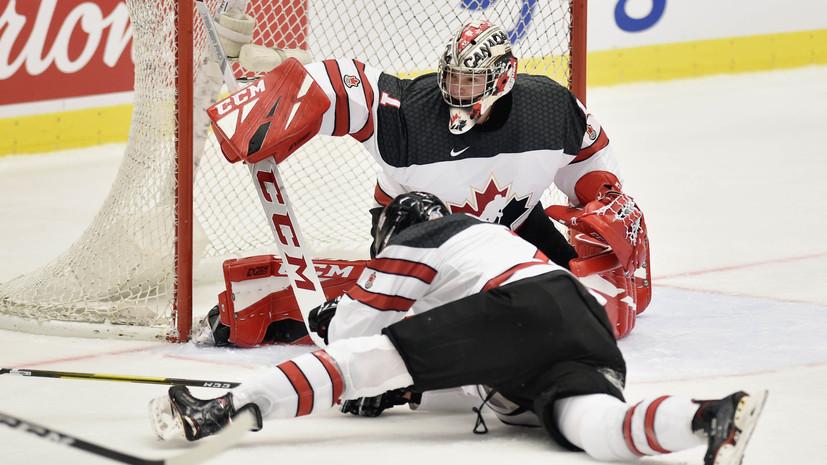 Капитан сборной Канады извинился за инцидент с российским гимном