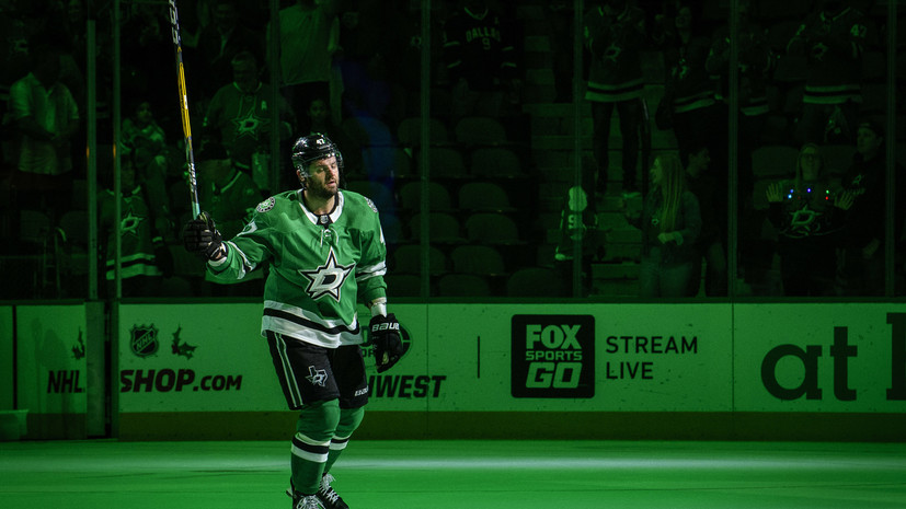 Буллит Радулова принёс «Далласу» победу над «Колорадо» в матче НХЛ