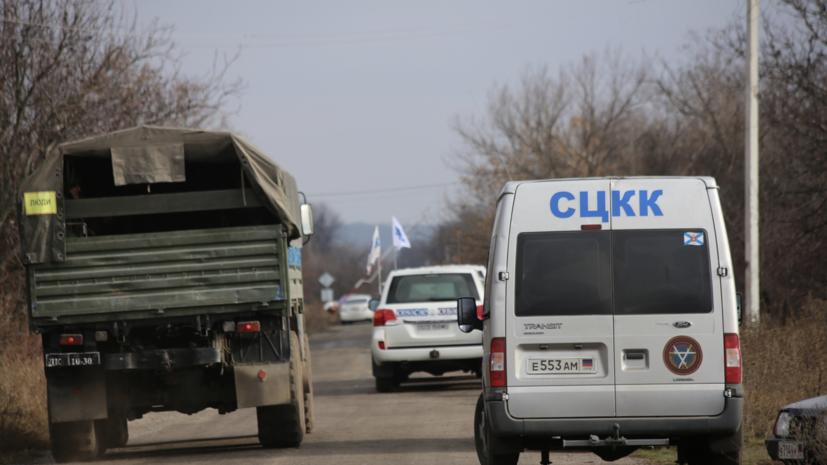 Источник: колонна ДНР выехала к месту обмена пленными с Киевом