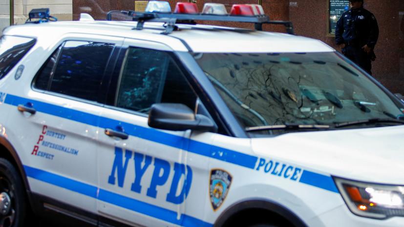 В Нью-Йорке задержали подозреваемого в нападении с ножом