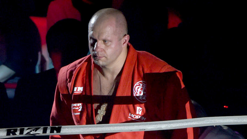 Глава Bellator о победе Емельяненко над Джексоном: его просто невозможно было остановить