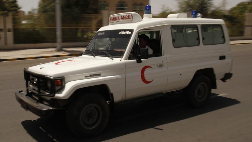 СМИ: На военном параде в Йемене произошёл взрыв