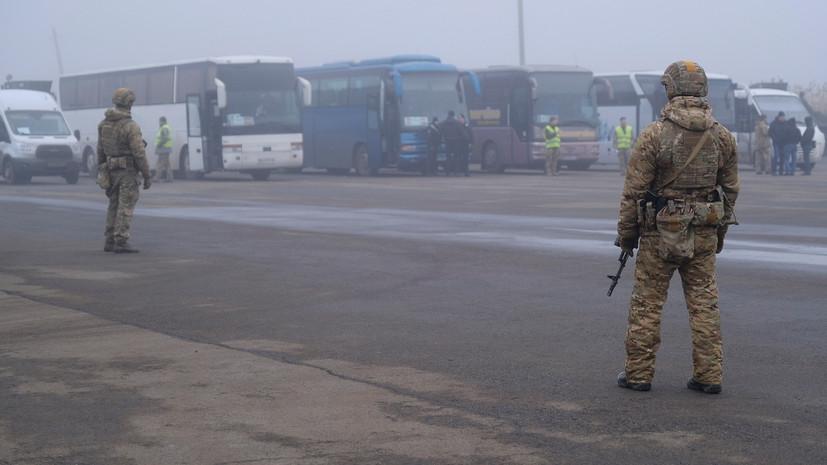 Косачёв оценил важность обмена пленными между Киевом и ЛНР