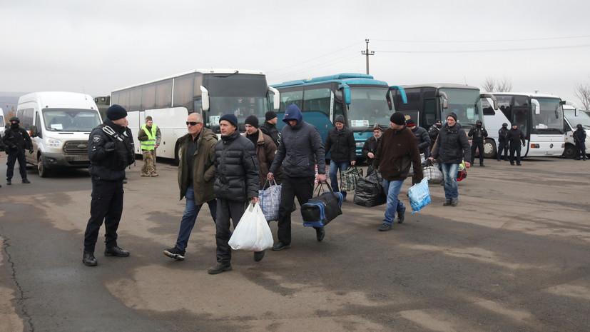 Глава ЛНР назвал победой Донбасса состоявшийся обмен пленными с Киевом