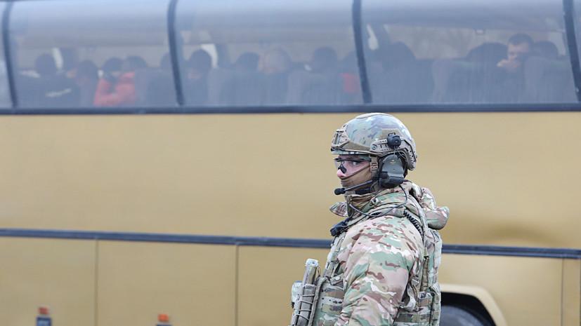 Киеву передали 76 человек при обмене в Донбассе