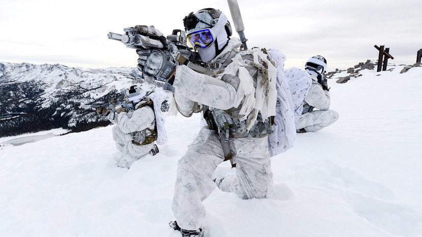 Полярные манёвры: в Минобороны заявили о росте активности ВМС США у берегов Чукотки