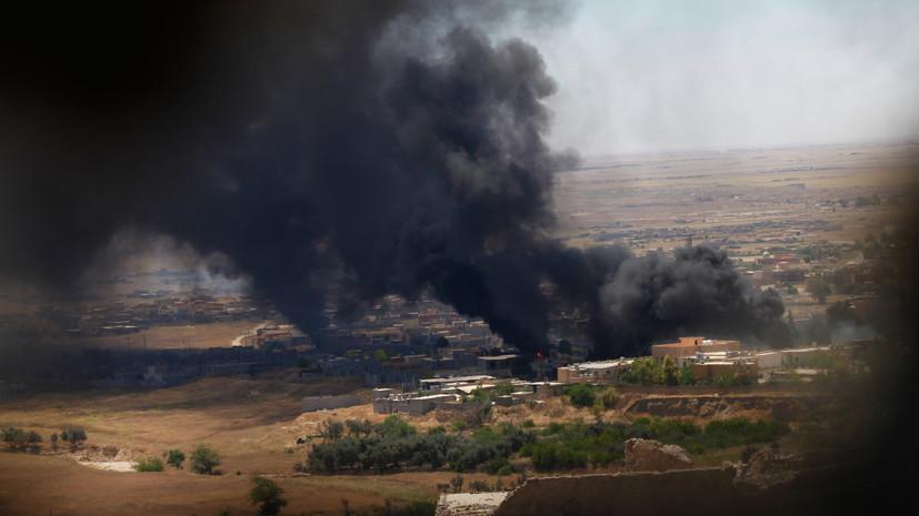 При ударе ВВС США по базе «Хезболлы» в Ираке погибли 19 человек