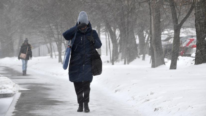 МЧС предупредило об ураганном ветре в ряде регионов России