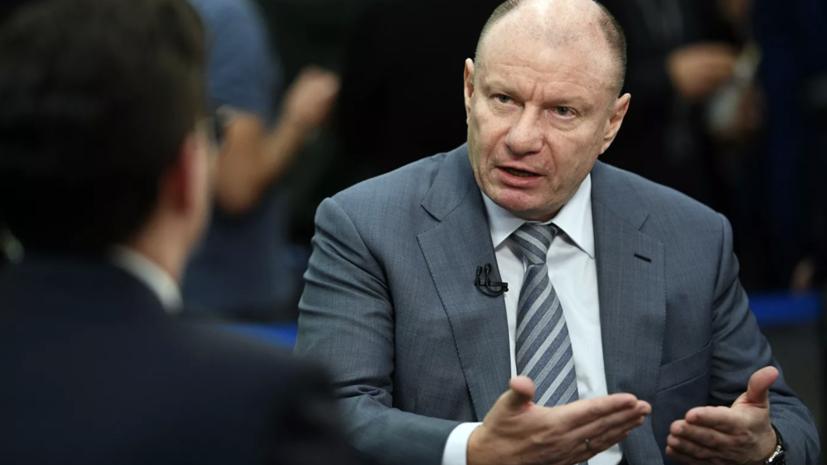 Bloomberg назвал самого разбогатевшего за год российского миллиардера