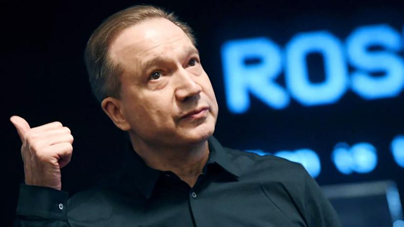 Рыжаков прокомментировал своё назначение худруком «Современника»