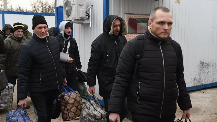 В Кремле рассказали о роли Путина в обмене пленными в Донбассе