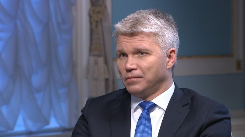 «Решение WADA было политизированным»: Колобков об итогах года, скандалах в спорте, борьбе с допингом и матом