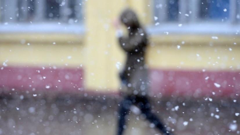 В ГИБДД Татарстана предупредили о метели и гололедице в регионе