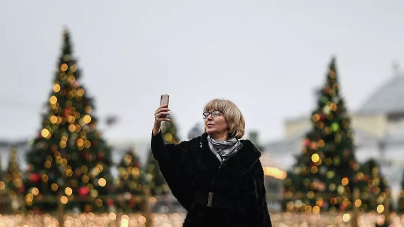Гидрометцентр прогнозирует«красный» январь в России