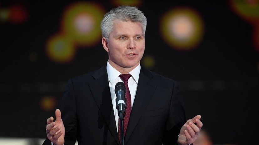 Колобков высказал мнение о борьбе с допингом в России