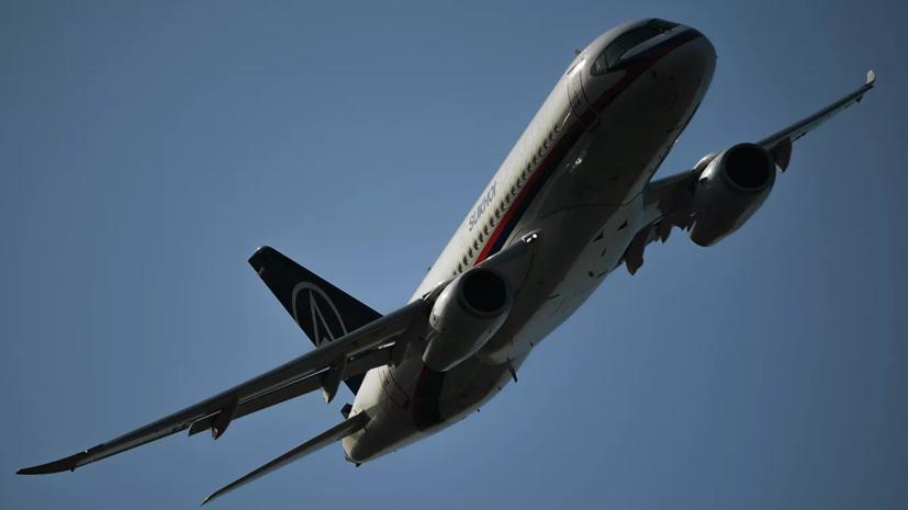 Эксперт оценил идею присвоить всем гражданским самолётам в России единое название