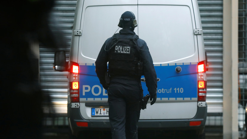 В Берлине неизвестный устроил стрельбу в магазине