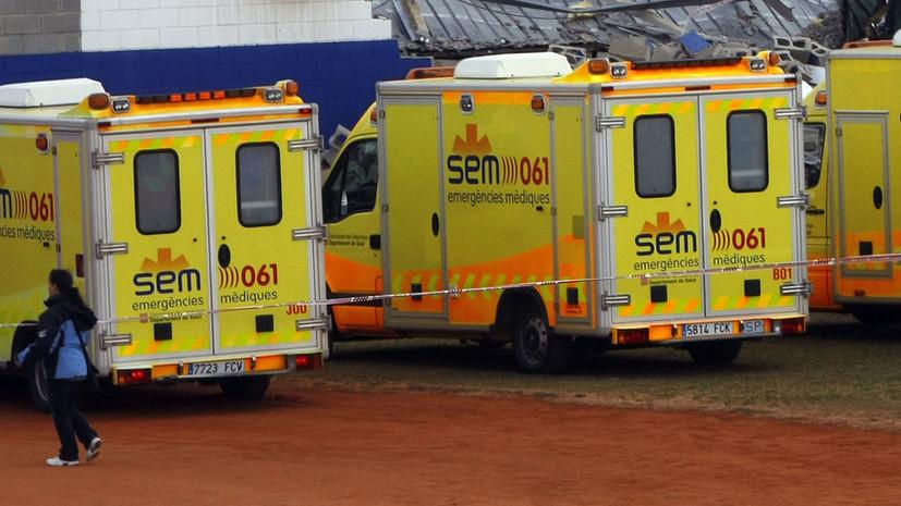 В Испании 14 человек пострадали при взрыве пиротехники в церкви