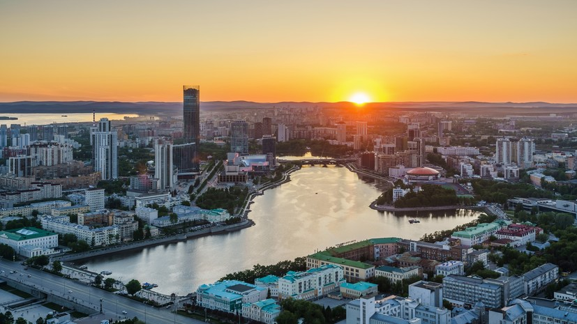 Экспорт в Свердловской области вырос на 18% за девять месяцев 2019 года