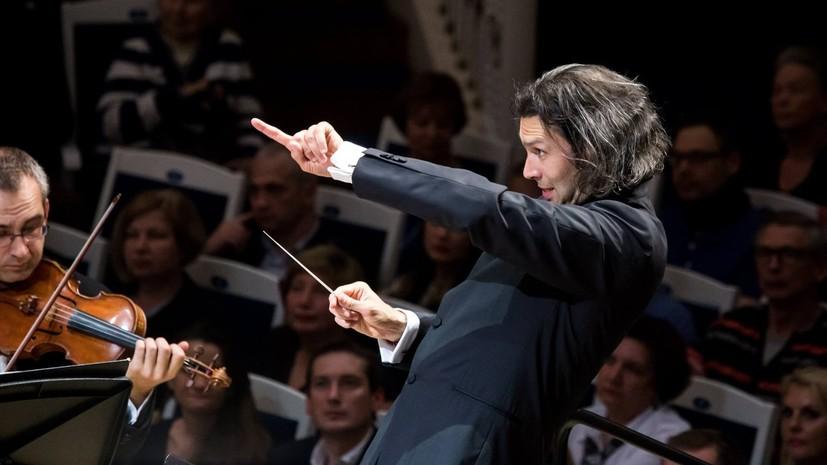 Оркестр имени Светланова выступит 4—5 января в Москве